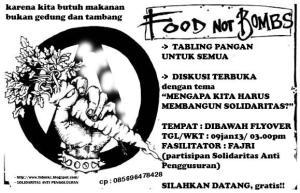 Food Not Bomb
