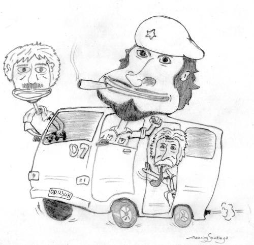 Artwork Pete-pete para Revolusioner