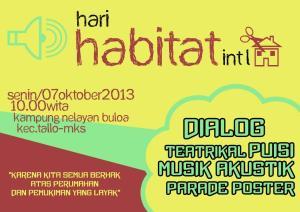 Hari Habitat Internasional 2013