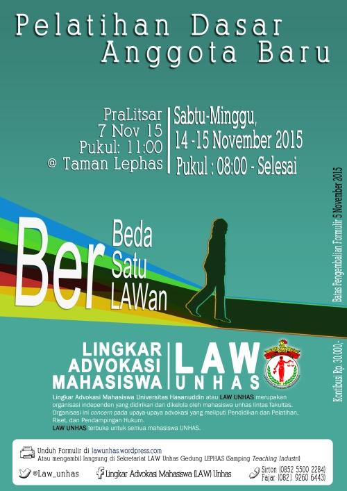 Poster LITSAR IV baru